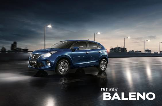 The New Baleno