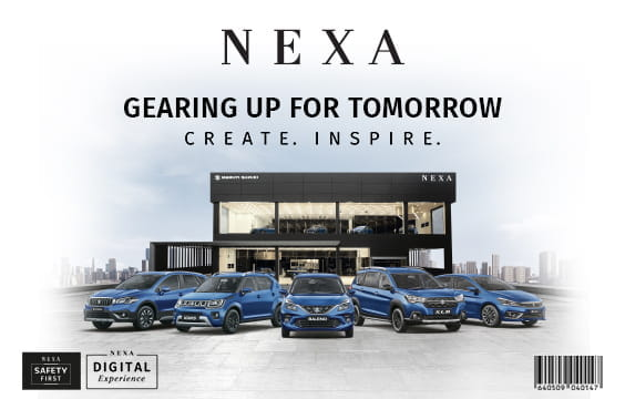 NEXA Range of Cars Article Preview